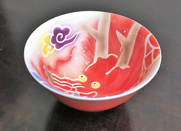 SC赤龍 飯碗