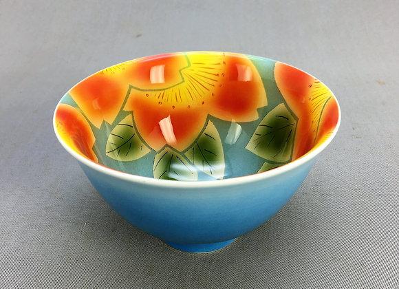 SC青彩桜 飯碗