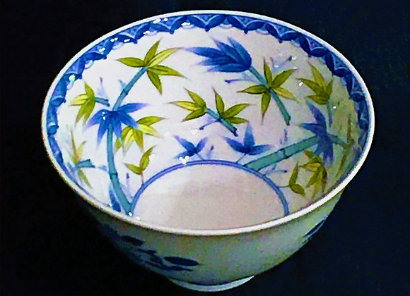 SC古伊万里竹 飯碗