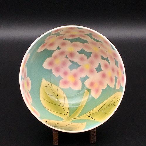 エア 紫陽花 飯碗