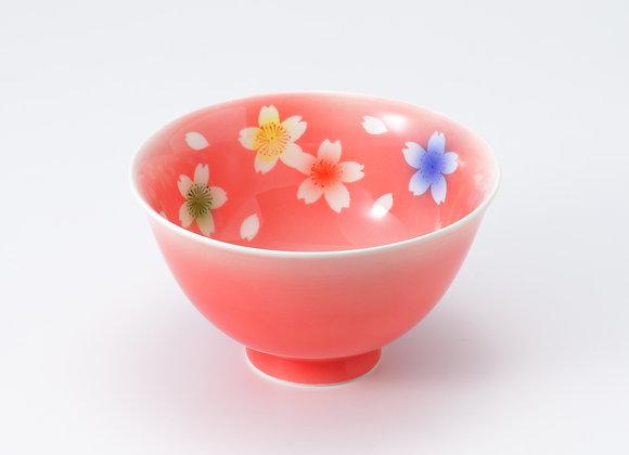 SC桜散し 飯碗