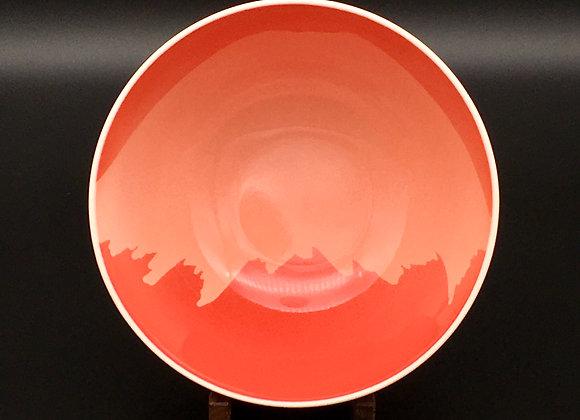 エア 赤富士 飯碗