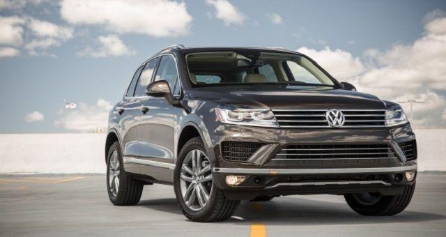 Série: Edições do Amanhã - VW Touareg 2018