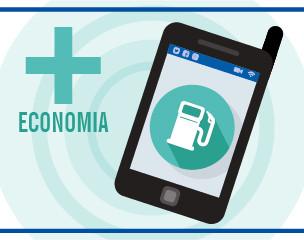 Aplicativo de celular ajuda a economizar no combustível