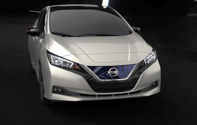 Série: Edições do Amanhã - Nissan Leaf 2018