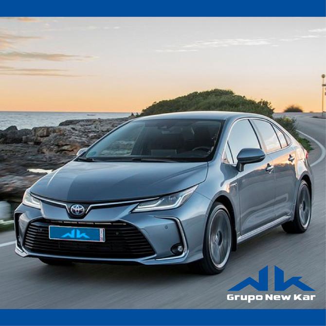 Novo Toyota Corolla Hybrid Flex
