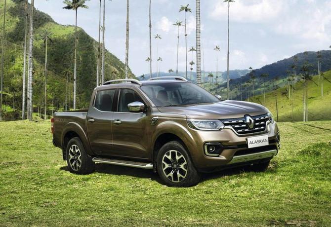 Série: Edições do Amanhã - Renault Alaskan 2018