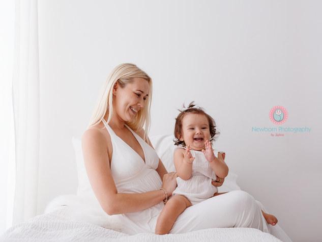 Bristol newborn lifestyle photography