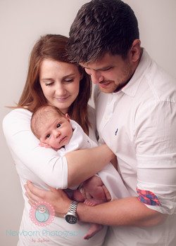 Newborn photography in Bristol, Sout