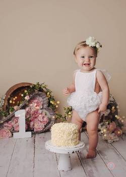 cake smash photoshoot