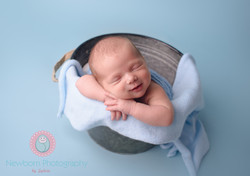 Newborn photography in Bristol