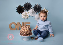 Bristol 1st birthday photo session