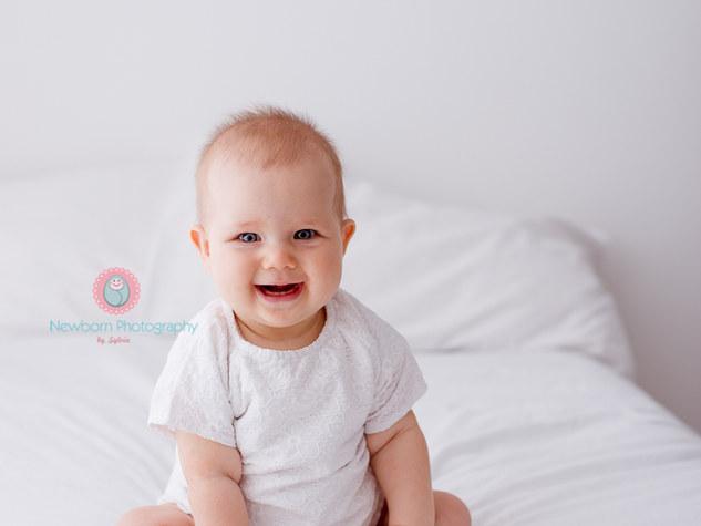 Bristol lifestyle baby photography