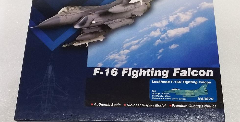"HA3870 Lockheed F-16C Fighting Falcon 505, 343 Sqn. ""Asteri"", 115 Combat Wing, C"