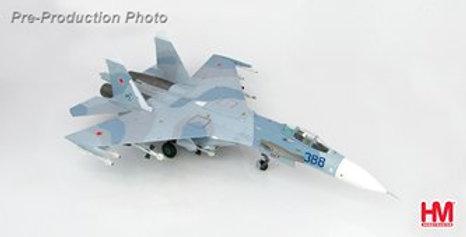 HA6003 Su-27 Flanker B B388, Paris le Bourget, 1989