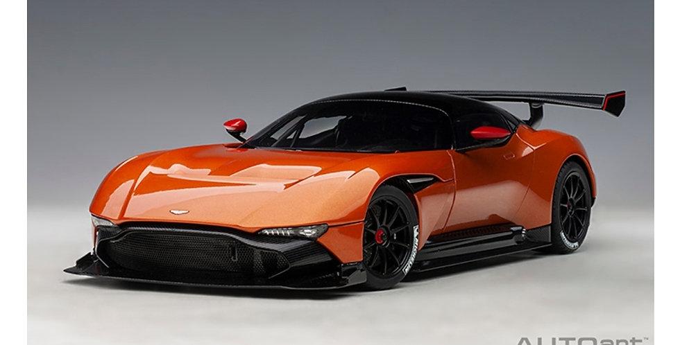 Autoaet Aston Martin Vulcan (Madagascar Orange) Model