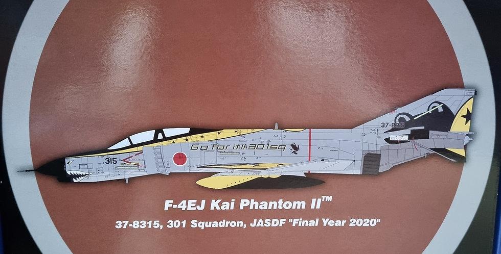 """HA19022 F-4EJ Kai Phantom II 37-8315, 301 Squadron, JASDF """"Final Year 2020"""