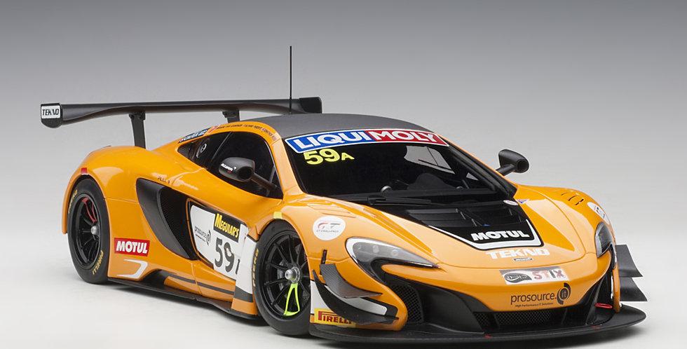 McLaren 650S GT3 Bathurst 12h winner 2016 S.Van Gisbergen/A.Parente/J.Webb #59A
