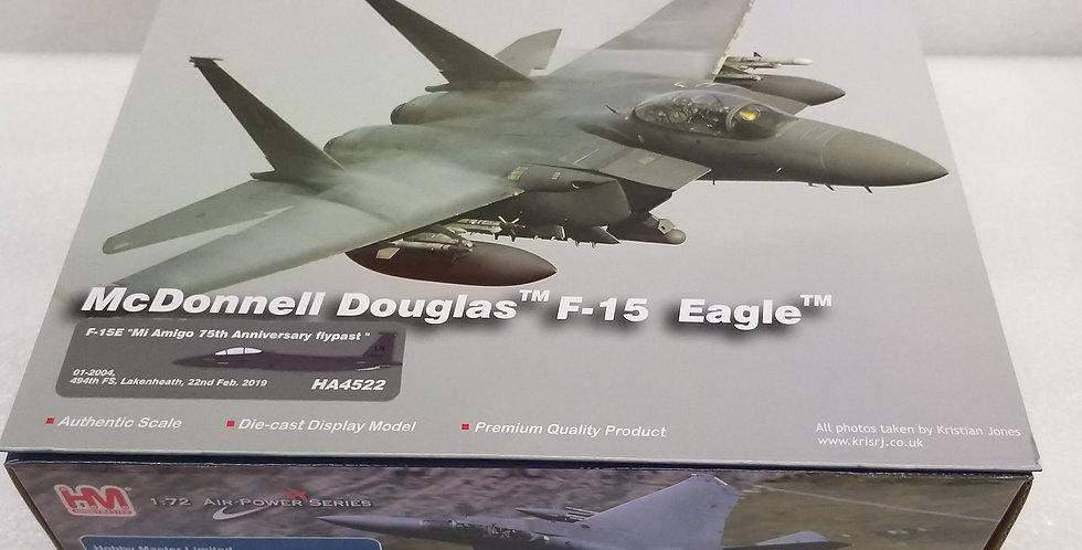 HA4522 F-15E STEEL CITY EAGLE 92-0364, 494th FS, Lakenheath, 22th Feb. 2019