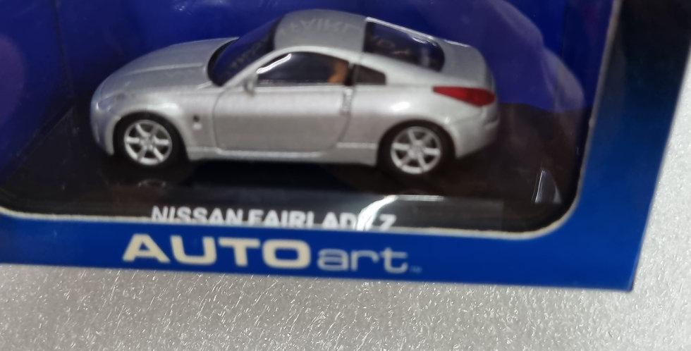 AA20281 NISSAN FAIRLADY Z COUPE DAIMOND Auto Art 1/64