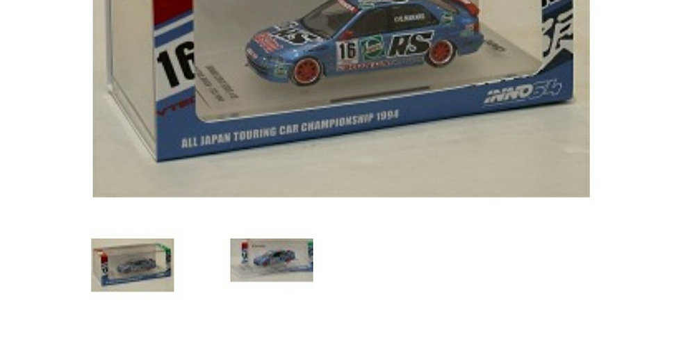 IN64 HONDA CIVIC FERIO EG9 GR. A #16 JTCC CASTROL 1994 MODEL