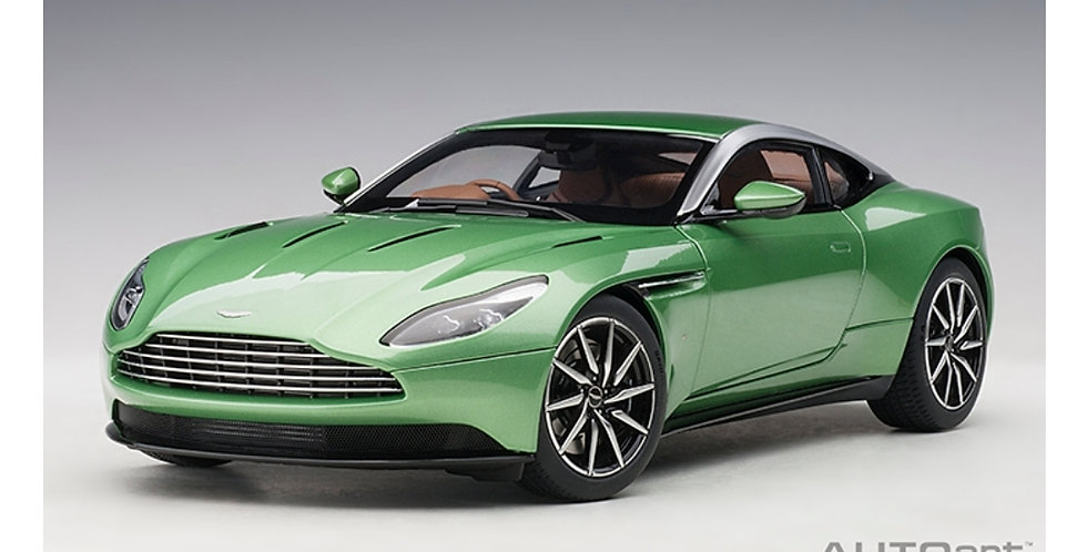 Autoart Aston Martin DB11 Apple Tree Green Model