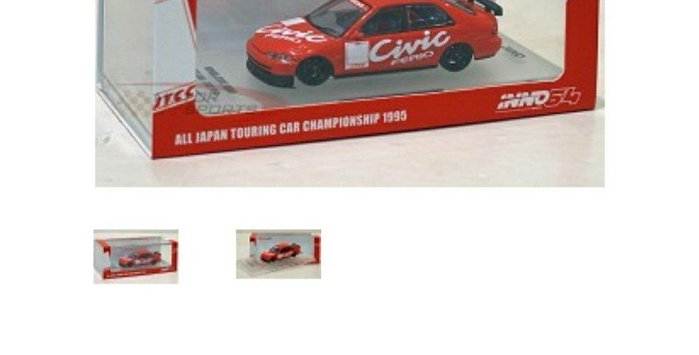 IN64 HONDA CIVIC FERIO EG9 JTCC 1/64 MODEL