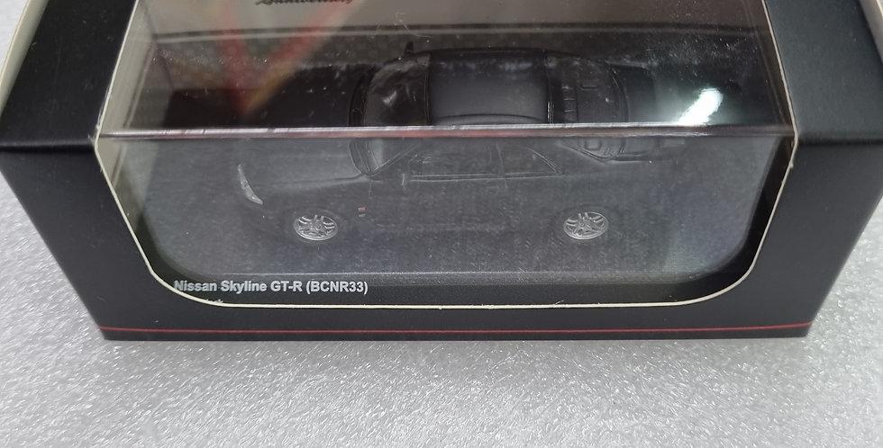 KS07047B5 NISSAN SKYLINE GTR BCNR33 MATT BLACK