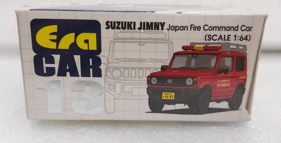 ERA 1/64 SUZUKI JIMMY JAPAN FIRE COMMAND VEHICLE