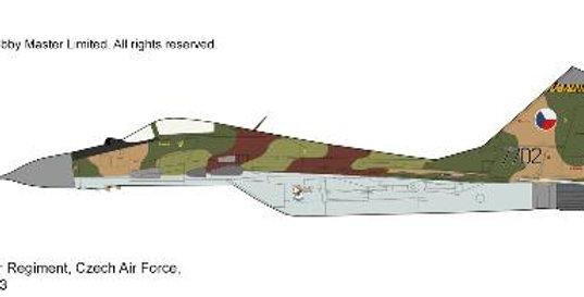 HA6506 MIG-29A Fulcrum 7702, 1st Fighter Air Regiment, Czech Air Force, Zatec