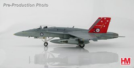 "HA3534 McDonnell Douglas F/A-18A ""A21-35"" ""30 Year Anniversary"" of RAAF F-18"
