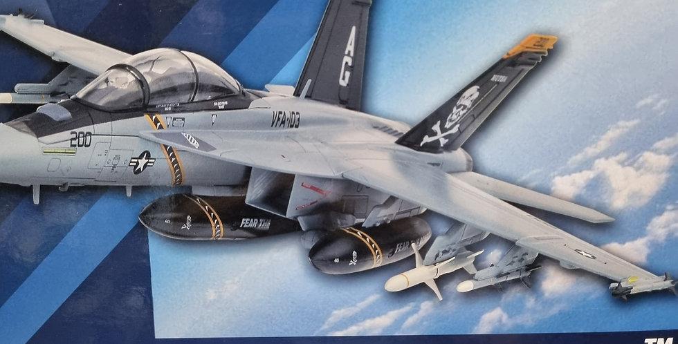 """HA5118 F/A-18F """"Advanced Super Hornet"""" 168492, US Navy, 2013"""