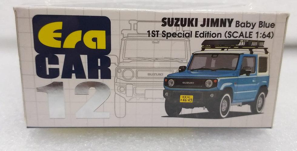ERA 1/64 SUZUKI JIMMY BABY BLUE 1ST SPECIAL ED.