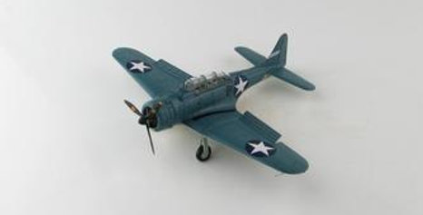 "HA0173 SBD-3 Dauntless ""Lt. Richard Best"" VB-6, USS Enterprise, 4th June, 1942"