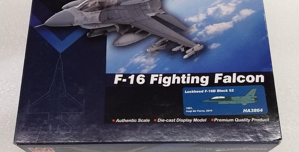 HA3864 Lockheed F-16D Block 52 1601, Iraqi Air Force, 2014