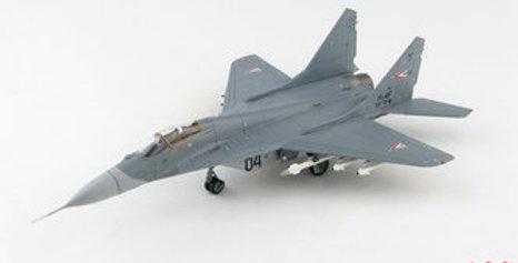 "HA6507 MIG-29A Fulcrum Black 04, 59th TFW, 1st TFS ""Puma"", Hungarian Air Force,"