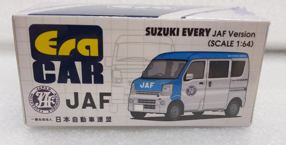 ERA 1/65 SUZUKI EVERY JAF VERSION MODEL