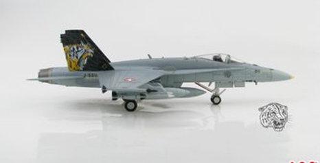 HA3598 F/A-18C Hornet J-5011, Staffel 11, Swiss Air