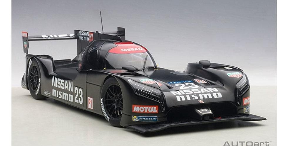 Nissan GT-R LM NISMO 2005 TEST CAR RARE DIE CAST  MODEL