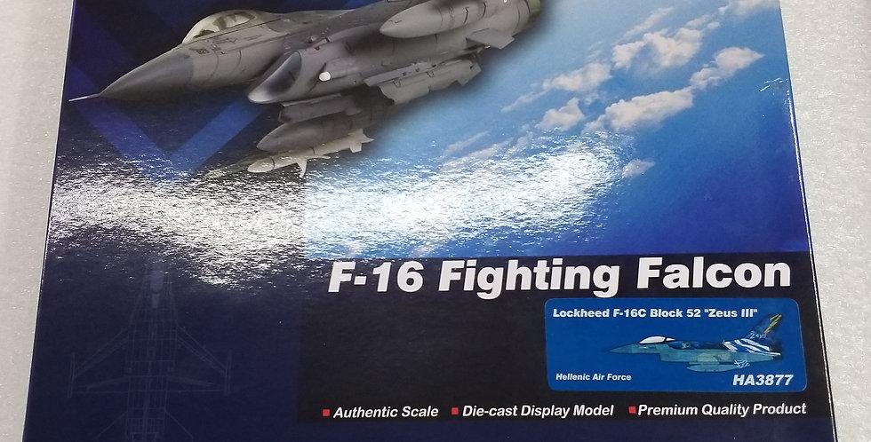 """HA3877 Lockheed F-16C Block 52 """"Zeus III"""" Hellenic Air Force"""