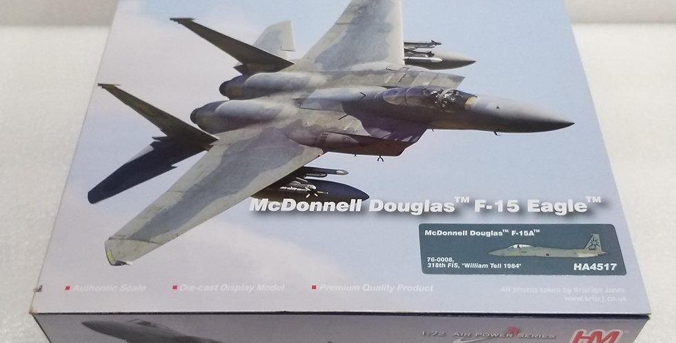 "HA4517 McDonnell Douglas F-15A 76-0008, 318th FIS, ""William Tell 1984"""
