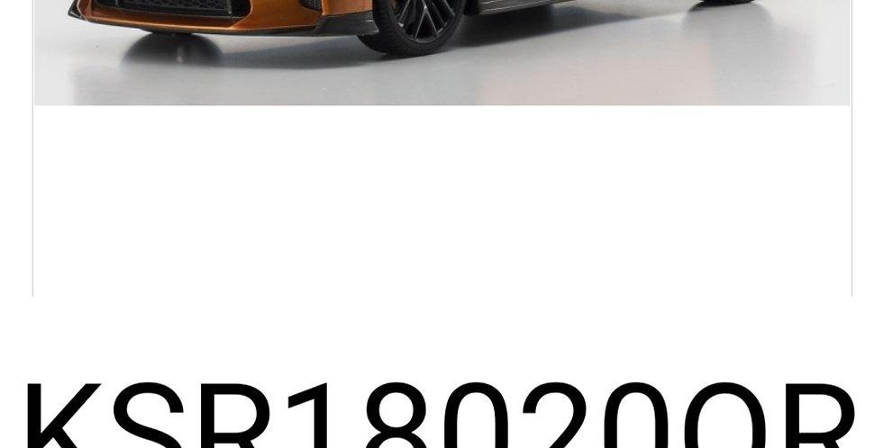 KSR180020OR NISSAN GTR R35 2017 Orange