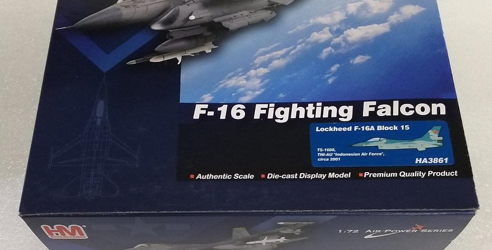 "HA3861 Lockheed F-16A Block 15 TS-1608, TNI-AU ""Indonesian Air Force"", circa 20"