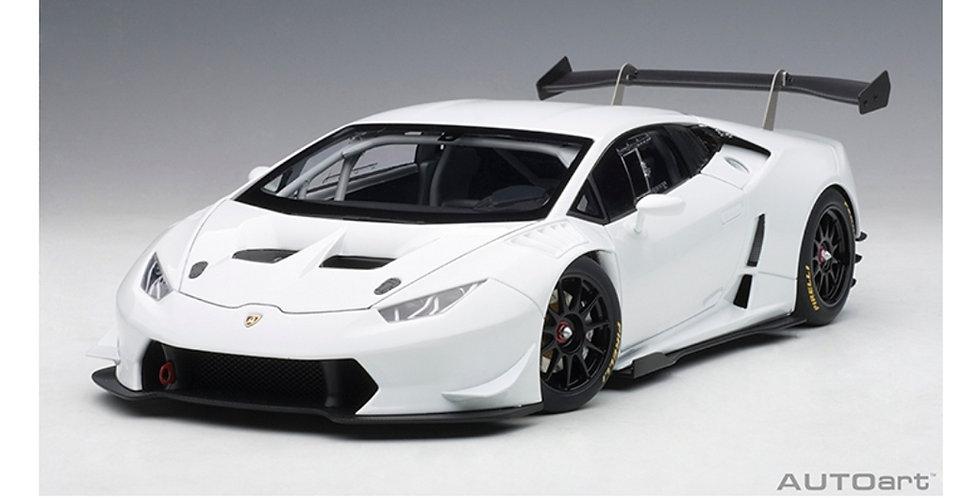AUTOART LAMBORGHINI HURACAN GT3 WHITE