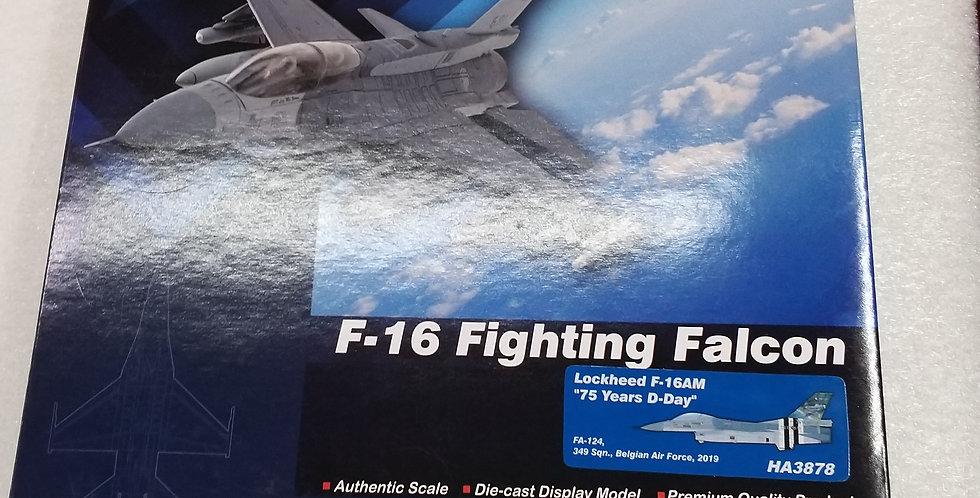 "HA3878 Lockheed F-16AM ""75 Years D-Day"" FA-124, 349 Sqn., Belgian Air Force, 201"