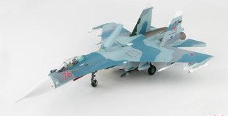 "HA6011 Su-27SM ""Flanker B"" Mod. I Red 76, Russian Air Force, 2016"