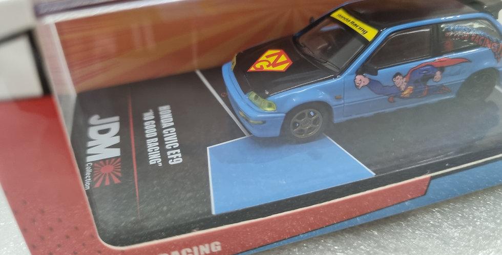 Inno64 1/64 Honda Civic EF9 No Good Racing JDM Collection Diecast Scale Model Ca