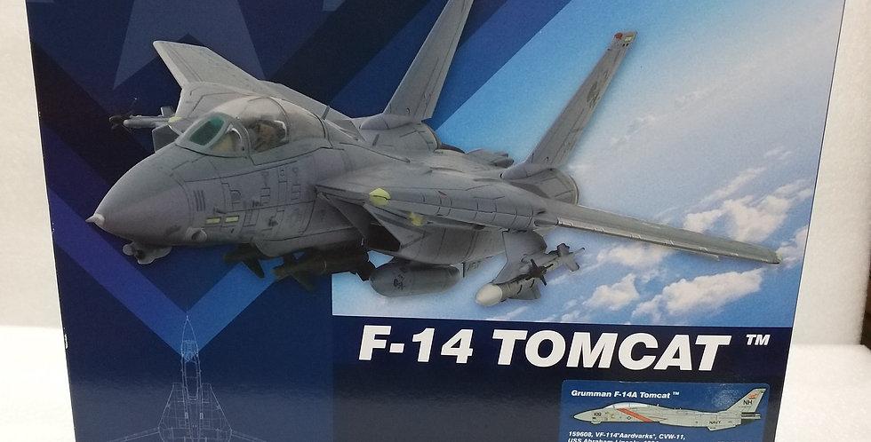 "HA5216 Grumman F-14A Tomcat 159608, VF-114 ""Aardvarks"", CVW-11, USS Abraham Linc"