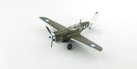 """HA5509 P-40N """"Black Magic"""" HU-E, 78 Sqn., RAAF, Morotai, early 1945"""