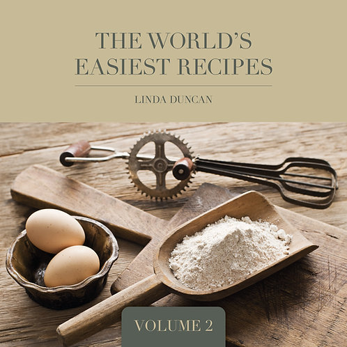 The World's Easiest Recipes Volume 2 (Digital)